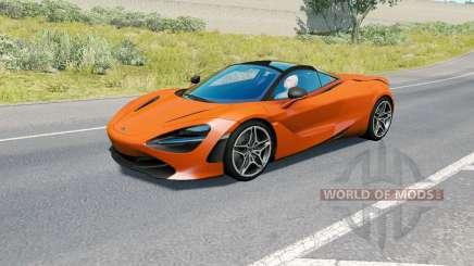 Sport Cars Traffic Pack v3.8.1 for American Truck Simulator