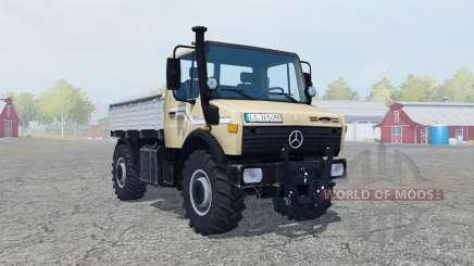 Mercedes-Benz Uɳimog U1450 (Br.427) for Farming Simulator 2013