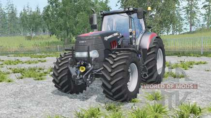Case IH Puma 240 CVX front loadeᶉ for Farming Simulator 2015