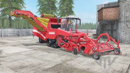 Grimme Tectron 415 sunburnt cyclops for Farming Simulator 2017