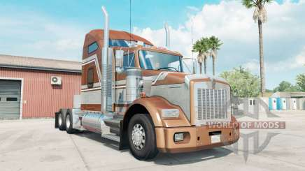 Kenworth T800 Aero Cab Sleeper for American Truck Simulator