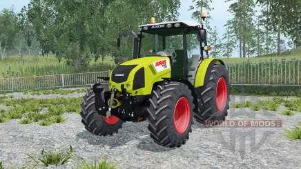 Claas Axos 330 rio grandᶒ for Farming Simulator 2015
