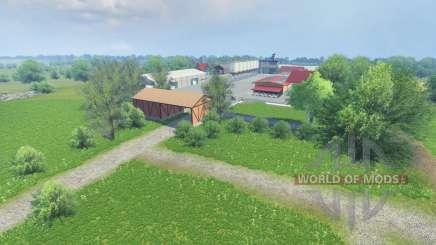 Burgenland for Farming Simulator 2013