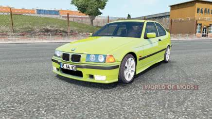 BMW M3 compact (E36) 1996 for Euro Truck Simulator 2