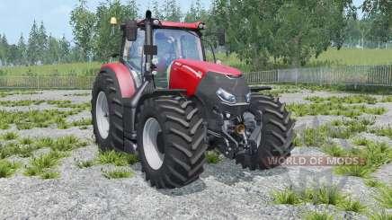Case IH Optum 300 CVX _ for Farming Simulator 2015