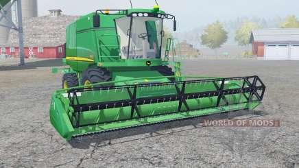 John Deere T670 for Farming Simulator 2013