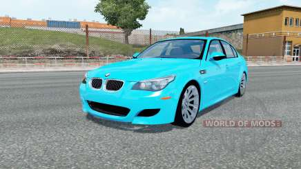 BMW M5 (E60) 2009 for Euro Truck Simulator 2
