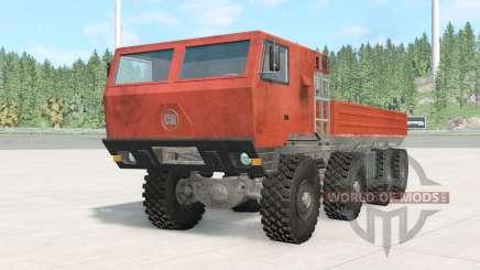 BigRig Truck v1.1 for BeamNG Drive