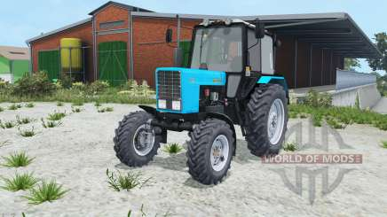 MTZ-82.1 Belarus blue oras for Farming Simulator 2015