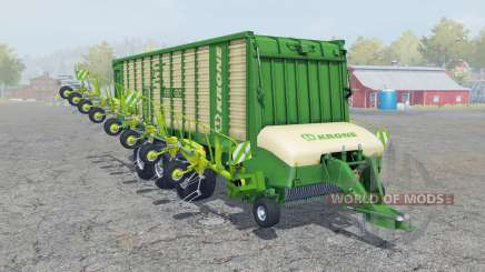 Krone ZX 550 GD ᶉake for Farming Simulator 2013
