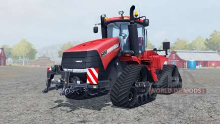 Case IH Steiger 600 Quadtrac kettenlenkung for Farming Simulator 2013