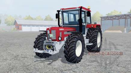 Schluter Super 1500 TVL desire for Farming Simulator 2013