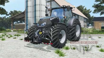 Case IH Optum 300 CVX black for Farming Simulator 2015