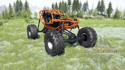 Rock Crawler for MudRunner