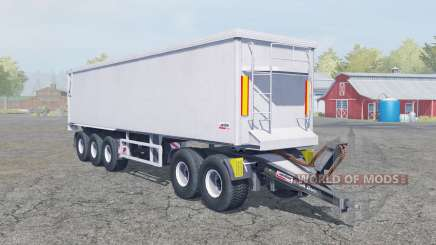 Kroger Agroliner SRB3-35 dolly trailer for Farming Simulator 2013