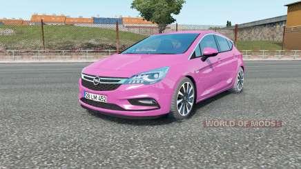 Opel Astra (K) 2015 for Euro Truck Simulator 2