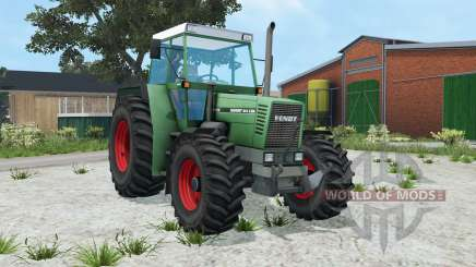 Fendt Favorit 614 LSA Turbomatik for Farming Simulator 2015