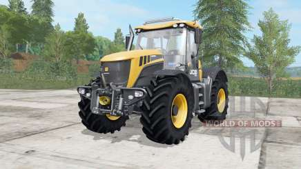 JCB Fastrac 3200-3230 Xtra Michelin tires for Farming Simulator 2017