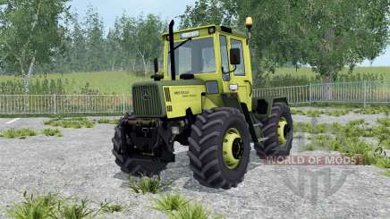 Mercedes-Benz Trac 900 Tꭒrbo for Farming Simulator 2015