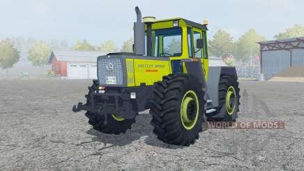 Mercedes-Benz Trac 1800 Inteᶉcooleᶉ for Farming Simulator 2013
