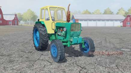 YUMZ-6L and manual ignition for Farming Simulator 2013