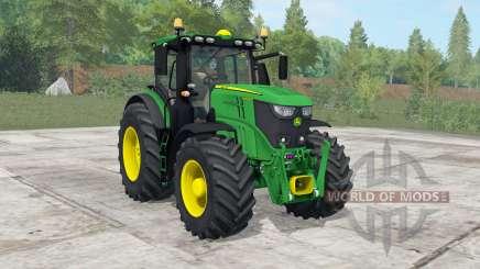 John Deere 6250R pantone green for Farming Simulator 2017