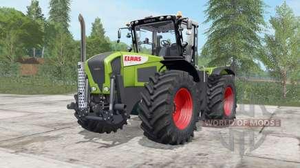 Claas Xerion 3300-3800 Trac VC for Farming Simulator 2017