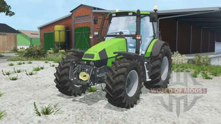 Deutz-Fahr Agrotron 120 MK3 washable for Farming Simulator 2015