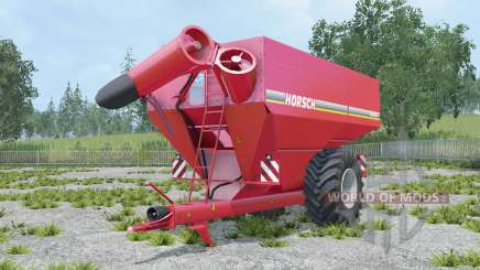 Horsch Titᶏn 34 UW for Farming Simulator 2015