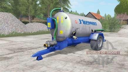 Meprozet PN-90-6 denim for Farming Simulator 2017