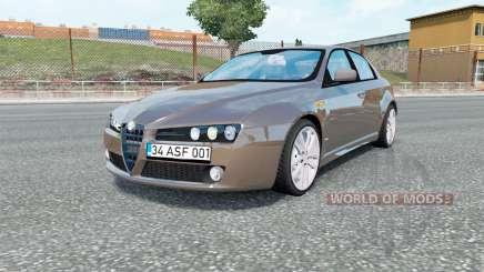 Alfa Romeo 159 (939A) for Euro Truck Simulator 2