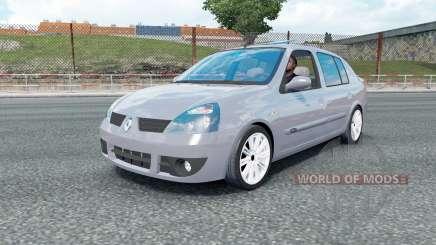 Renault Clio Symbol 2008 for Euro Truck Simulator 2