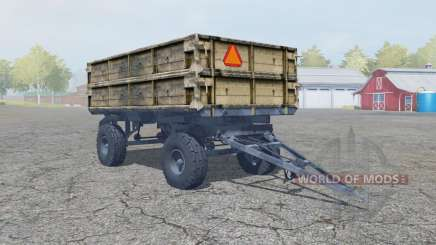 PTS-6 brown color for Farming Simulator 2013