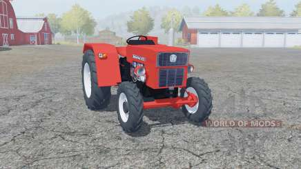 Universal 445 DT manual ignition for Farming Simulator 2013