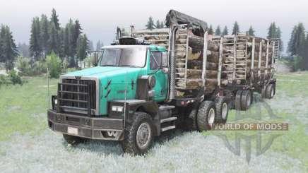 Western Star 6900XD v1.1 for Spin Tires