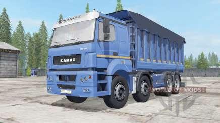 KamAZ-65201 with priceon for Farming Simulator 2017