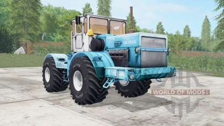Kirovets K-700A soft-blue color for Farming Simulator 2017