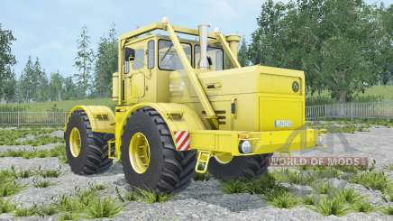 Kirovets K-700A additional wheels for Farming Simulator 2015