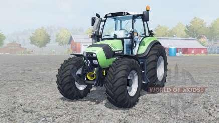 Deutz-Fahr Agrotron TTV 430 conversions interior for Farming Simulator 2013