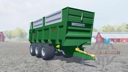 Vaia NL 27 cadmium green for Farming Simulator 2013