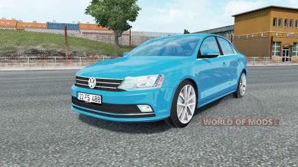 Volkswagen Jetta (Typ 1B) 2015 for Euro Truck Simulator 2