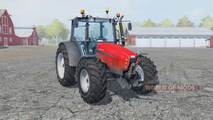 Same Explorer³ 105 full lightwork for Farming Simulator 2013