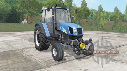 New Holland T5030-5070 for Farming Simulator 2017