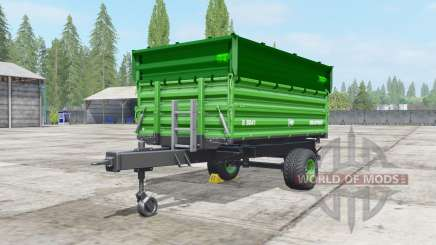 Brantneᶉ E 8041 for Farming Simulator 2017
