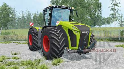 Claas Xerion 5000 Trac VC washable for Farming Simulator 2015