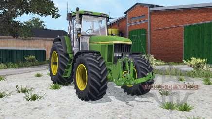 John Deere 7710&7810 for Farming Simulator 2015
