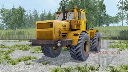 Kirovets K-701 orange color for Farming Simulator 2015