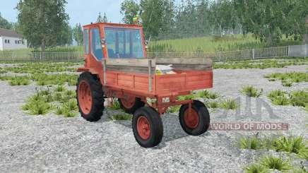 T-16 light red color for Farming Simulator 2015