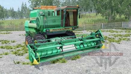 Don-1500B light green Okas for Farming Simulator 2015