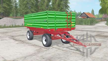 Pronar T653-2 vivid malachite for Farming Simulator 2017